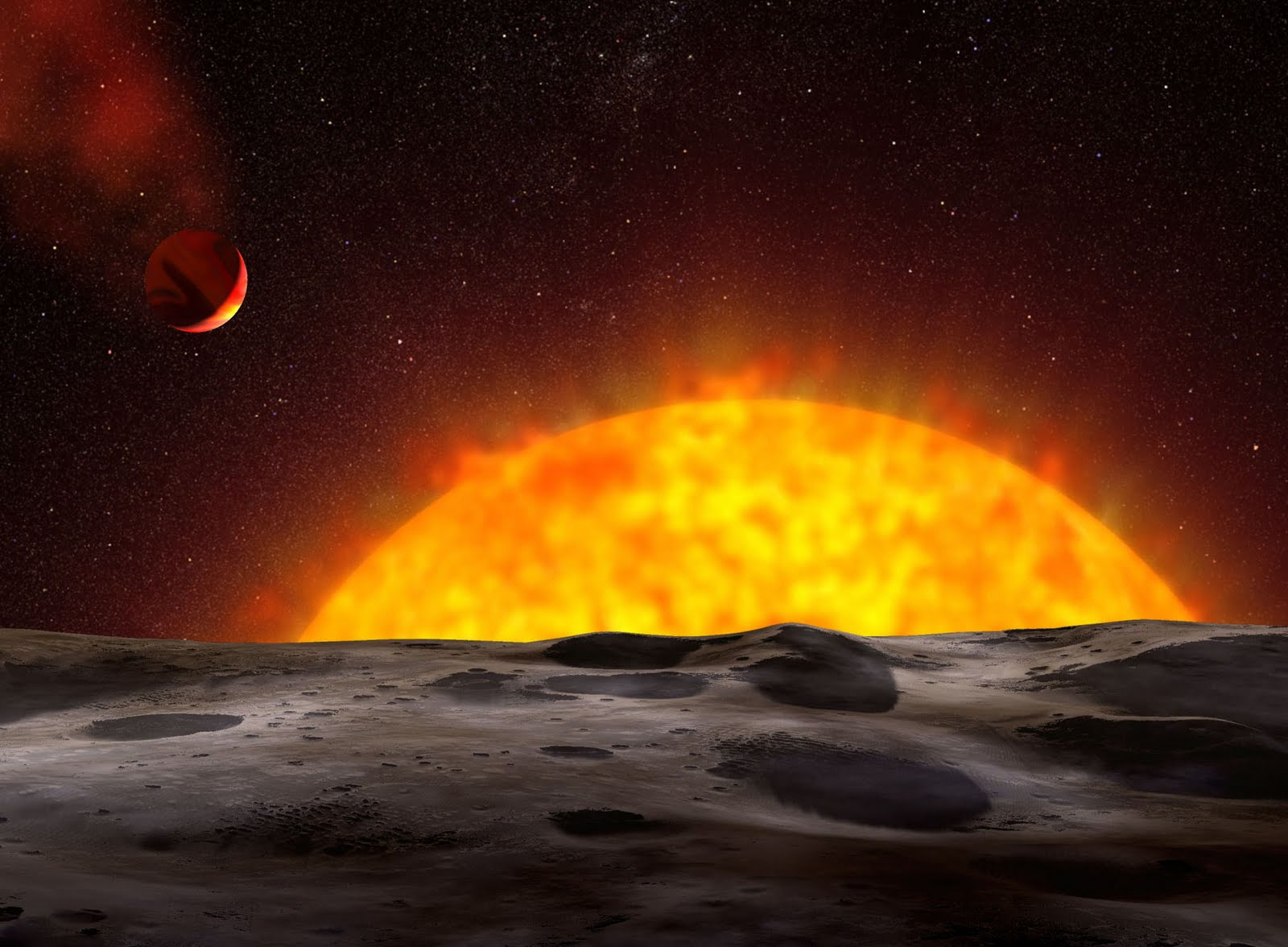 NASA-Finds-Super-Hot-Planet-with-Unique-Comet-Like-Tail