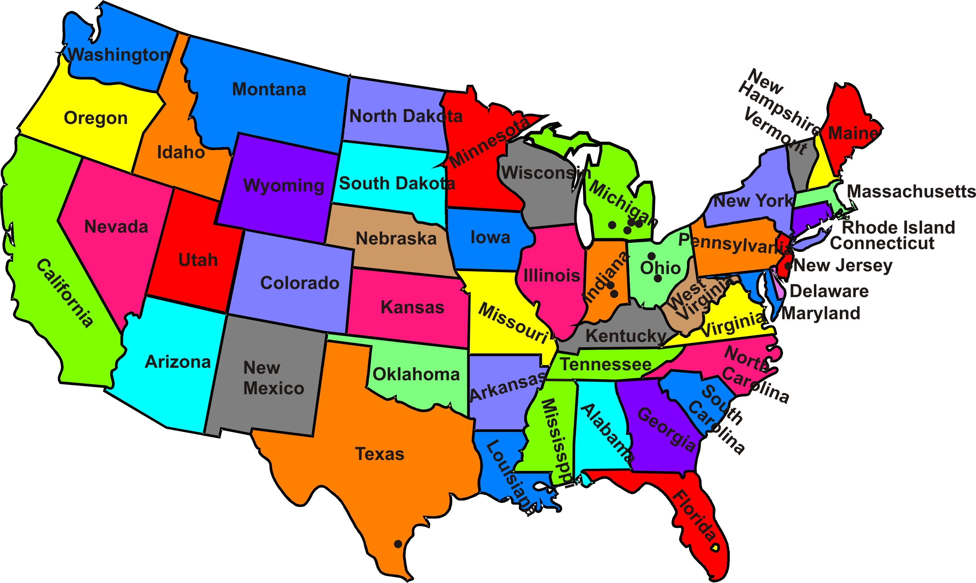 Diagram Album Us Map Quiz Rd Grade Download More Maps Diagram - Map of south central us states